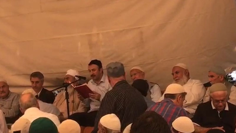 Elazığ Hulusi Yahyagil Mevlidi 2017 1