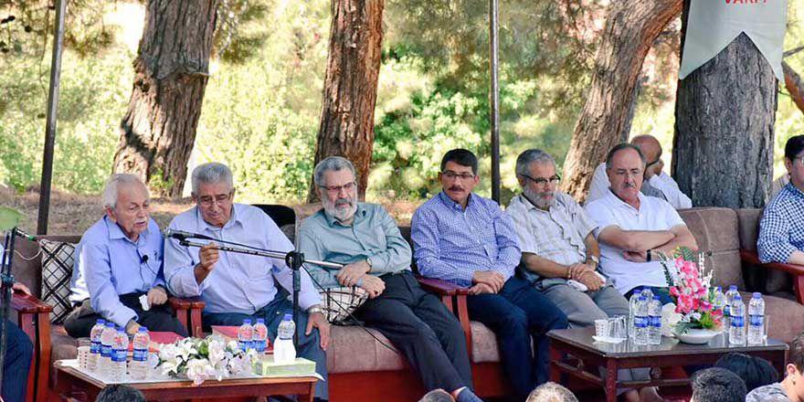 Nur talebeleri 'Muhabbet Pilavı'nda buluştu