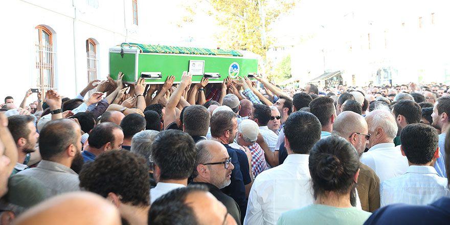 Selim Gündüzalp dualarla ebedi aleme uğurlandı