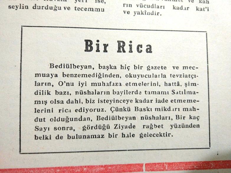 Risale-i Nur tarihinin ilk gazeteleri 9