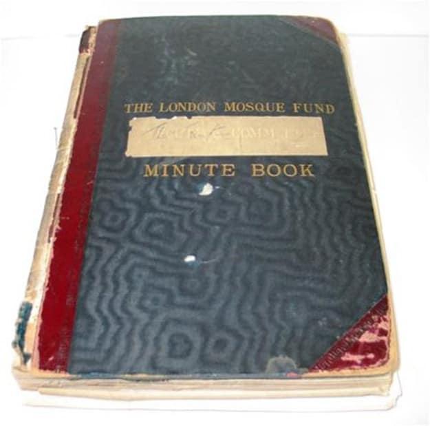 İslamiyet'in İngilitere'deki en eski belgeleri 1