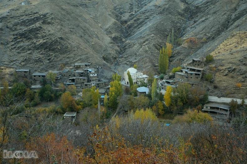 Bediüzzaman'ın köyünden sonbahar manzaraları 1