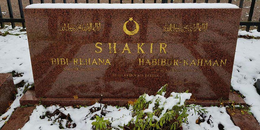 Said Nursi'nin Finlandiya'da bulunan talebesi Habiburrahman Şâ