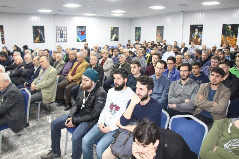 'Adım Adım Said Nursi Eskişehir' paneli 1
