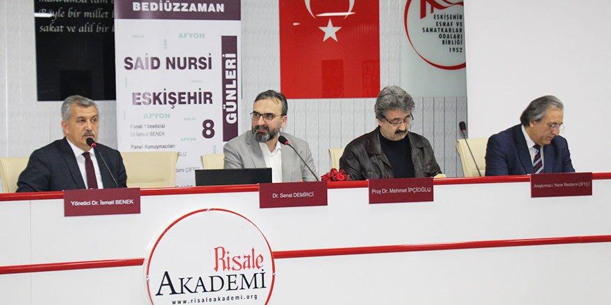 'Adım Adım Said Nursi Eskişehir' paneli