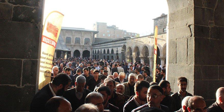 Said Nursi deyince Diyarbakır biraraya geldi