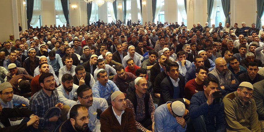 Bayram Yüksel Medrese-i Nuriyesi dualarla açıldı