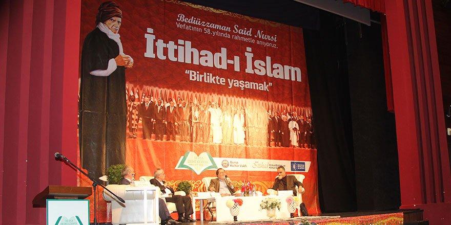 Bediüzzaman ve İttihad- İslam paneli