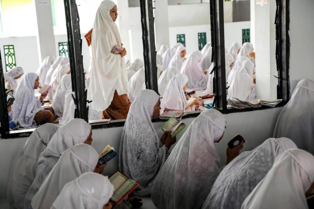 Dünya Ramazan'ı böyle karşıladı 1