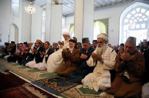 Dünyada Ramazan Bayramı 1