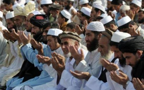 Dünyada Ramazan Bayramı 9