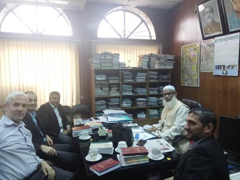 Bangladeş Diyanet'inden Risale-i Nur'un tamamını basma kararı 1
