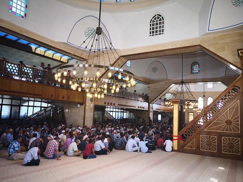 Hilaliye Kur'an Kursları'nde 58 erkek, 40 kız 98 hafız icazetini al 1