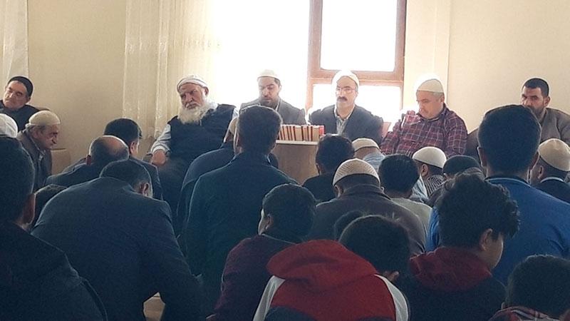 Van Erciş'te yeni Medrese-i Nuriye dualarla açıldı 1
