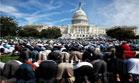 ABD Kongresinde Cuma namazı