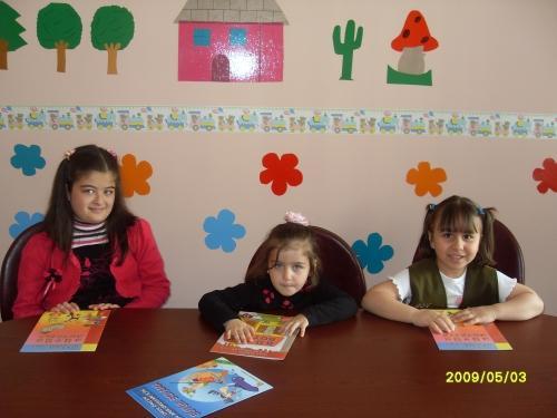 Merak Aile Okulu açıldı 13