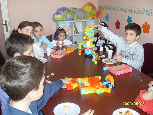 Merak Aile Okulu açıldı 17