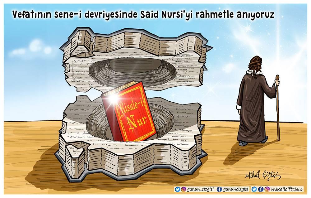 Türkiye, Risale-i Nur ve Bediüzzaman Said Nursi 1