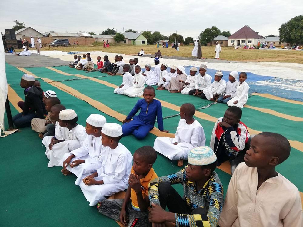 Tanzanya'da Ramazan, Risale-i Nur ve Filistin haberleri 1