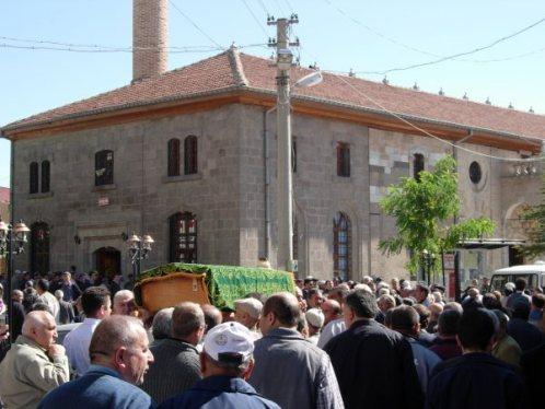 Mehmet Taktak'ın Cenazesi 1