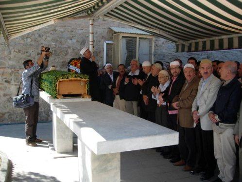 Mehmet Taktak'ın Cenazesi 10