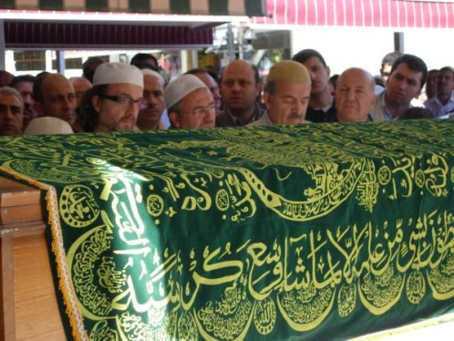 Mehmet Taktak'ın Cenazesi 16