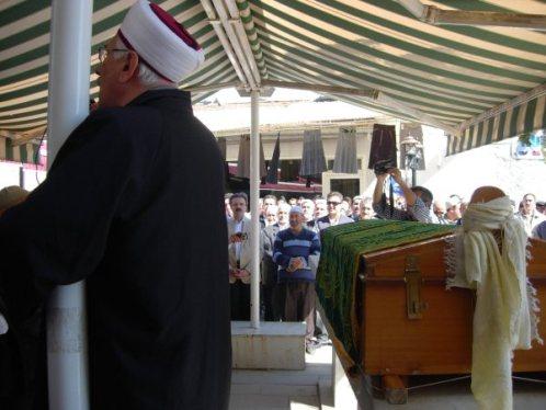 Mehmet Taktak'ın Cenazesi 19