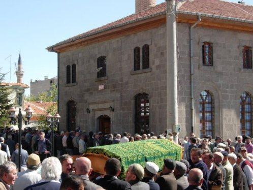 Mehmet Taktak'ın Cenazesi 2