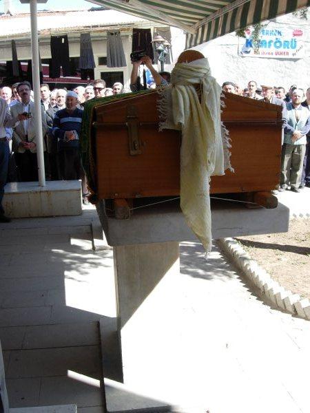 Mehmet Taktak'ın Cenazesi 20