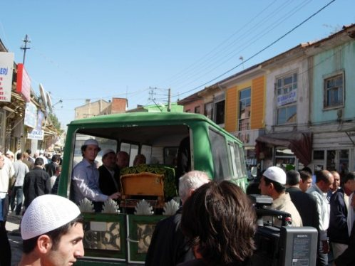Mehmet Taktak'ın Cenazesi 26