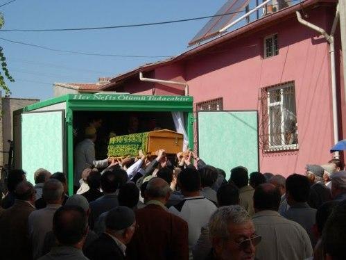 Mehmet Taktak'ın Cenazesi 28