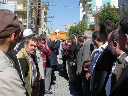 Mehmet Taktak'ın Cenazesi 30