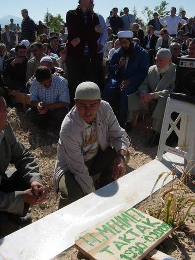 Mehmet Taktak'ın Cenazesi 31