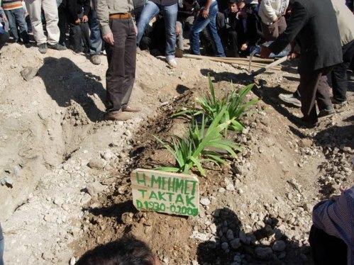 Mehmet Taktak'ın Cenazesi 32