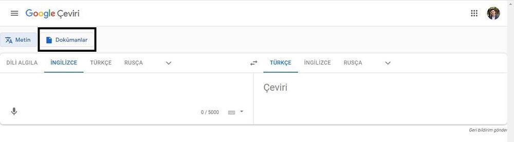 Google Translate'in az bilinen 9 harika özelliği 1