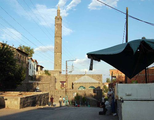Hz. Süleyman Camii-Diyarbakır 1