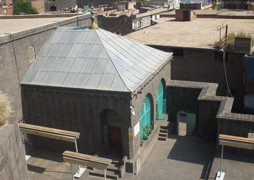 Hz. Süleyman Camii-Diyarbakır 7