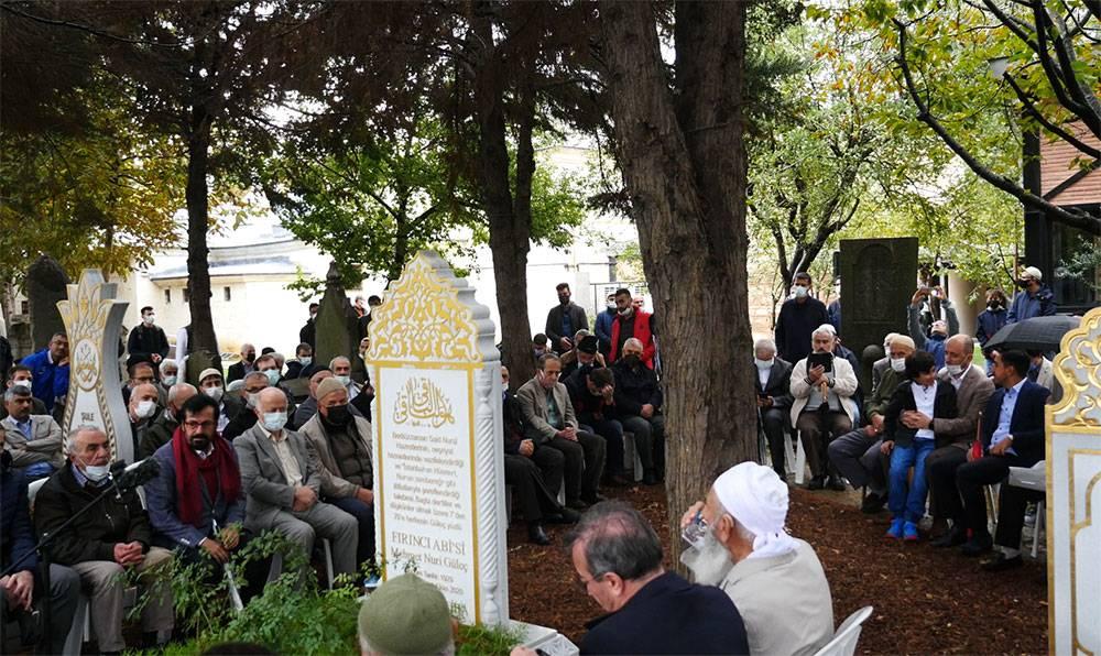 Mehmet Fırıncı Ağabey, dualarla yâd edildi 1