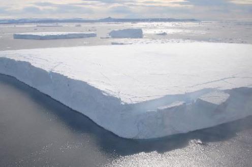 Kutuplardan Sanatlı Manzaralar 1