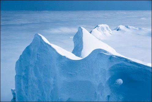 Kutuplardan Sanatlı Manzaralar 15