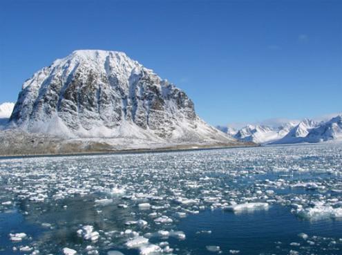 Kutuplardan Sanatlı Manzaralar 2