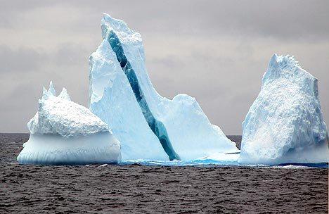 Kutuplardan Sanatlı Manzaralar 5