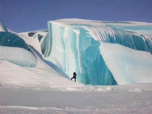 Kutuplardan Sanatlı Manzaralar 6