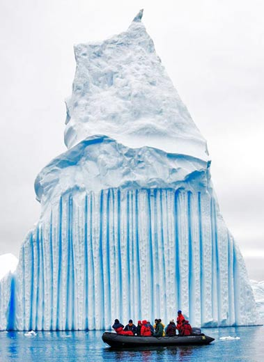Kutuplardan Sanatlı Manzaralar 7