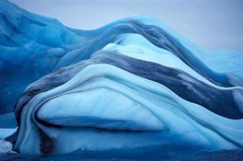 Kutuplardan Sanatlı Manzaralar 8