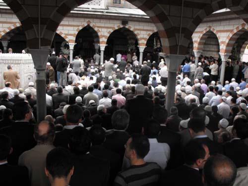 İbrahim Canan'ın Cenazesi 15