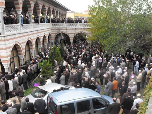 İbrahim Canan'ın Cenazesi 25