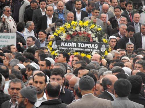 İbrahim Canan'ın Cenazesi 33