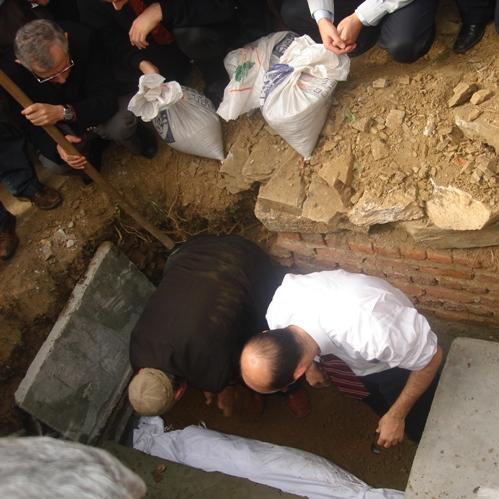 İbrahim Canan'ın Cenazesi 42