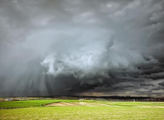 Fırtına fotoğrafları 1